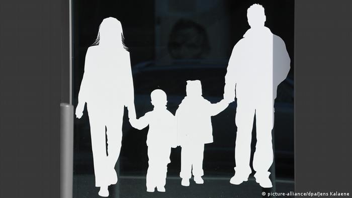 Symbolbild Familie Deutschland