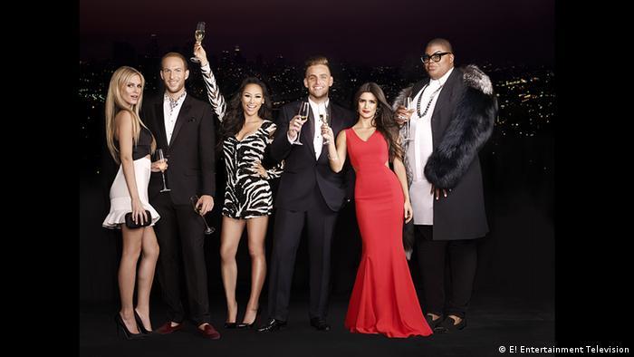 Кадр из реалити-шоу Rich Kids of Beverly Hills