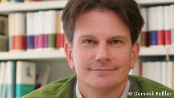 Horst Lauinger (Foto: Verlag)