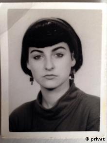 Deutschland DDR 25 Jahre Mauerfall Alexandra Schmidt-Wenzel 1989