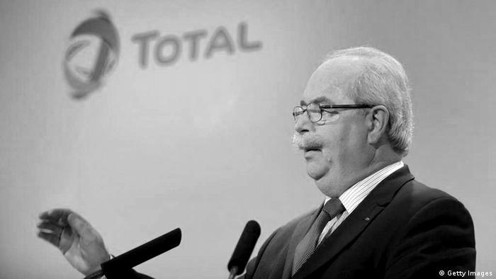 Главный управляющий французского энергетического концерна Total Кристоф де Маржери.
