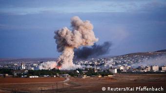 Kampf um Kobane 20.10.2014