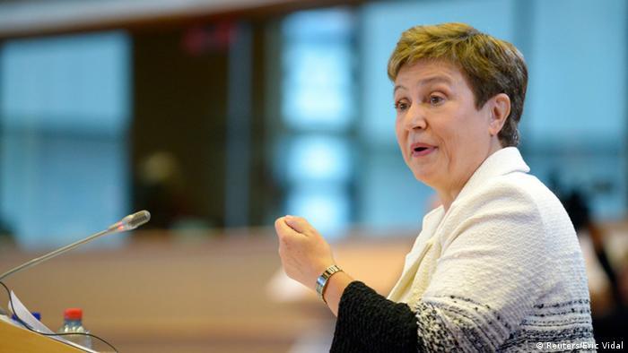Bildergalerie EU Kommissare Kristalina Georgieva