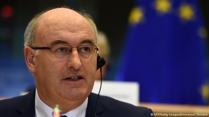Bildergalerie EU Kommissare Phil Hogan