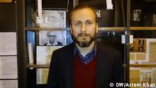 Direktor des Sacharow-Zentrums in Moskau Sergej Lukaschewskij ins System stellen? Das Foto wurde von unserem Mitarbeiter Artem Khan gemacht.