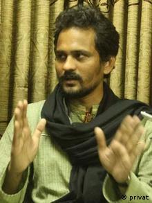 Imran H Sarker Blogger aus Bangladesch