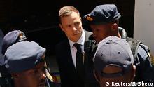 Oscar Pistorius Urteil 21.10.2014