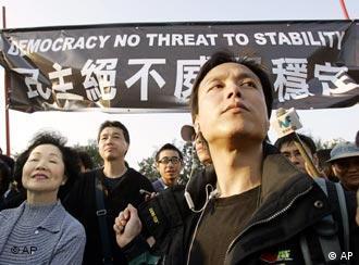 中国应该加快政治改革的步伐
