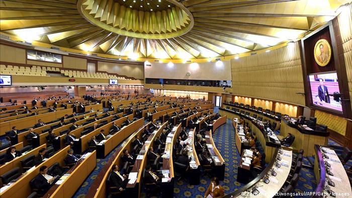 Nationaler Reformrat in Bangkok, Thailand 21.10.201