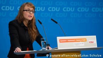 CDU Konferenz zum Thema Zugewandert - Angekommen?! Cemile Giousouf