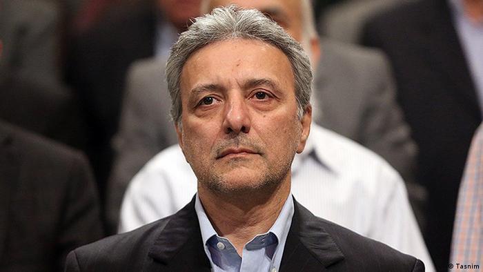 محمود نیلی احمدآبادی، رئیس برکنارشده دانشگاه تهران