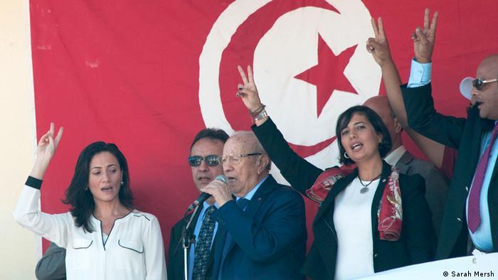Wahlen in Tunesien