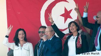 Wahlen in Tunesien (Sarah Mersh)