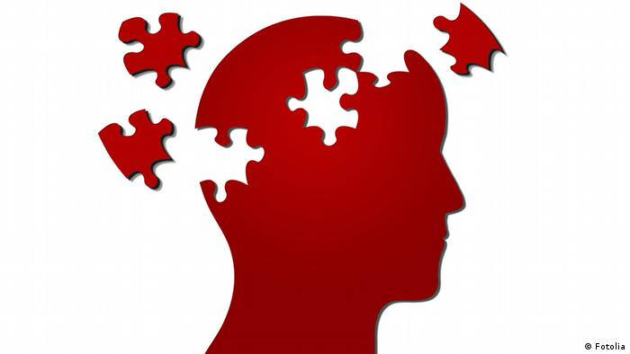 Symbol picture: Alzheimer is creating memory loss (Fotolia)