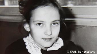 Школьница Надя Савченко