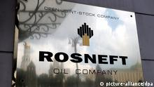 Rosneft (picture-alliance/dpa)