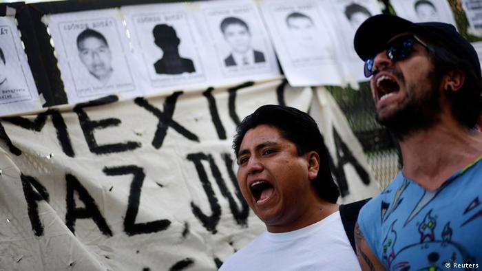 MEXICO: Gobernador de Guerrero renuncia en medio de crisis