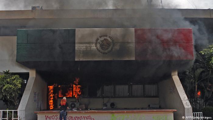Prosvjedi u Meksiku