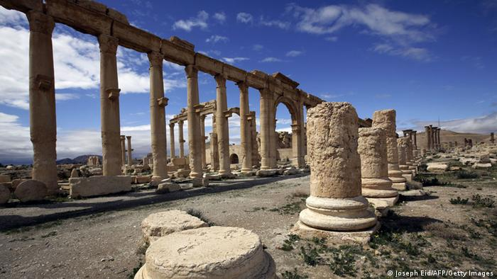 Weltkulturerbe Palmyra (Foto: AFP/Getty Images)