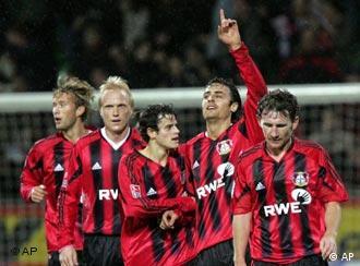 Borussia Dortmund Programm 2002//03 Bayer 04 Leverkusen