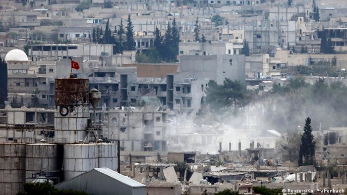 Estado Isl�mico lanza gran ofensiva para tomar Kobane