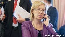 Ljudmyla Denissowa Sozialministerin Ukraine 26.03.2014