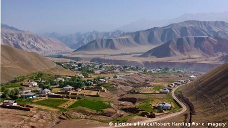 Kyrgyzstan countryside (Photo: picture alliance/Robert Harding World Imagery)
