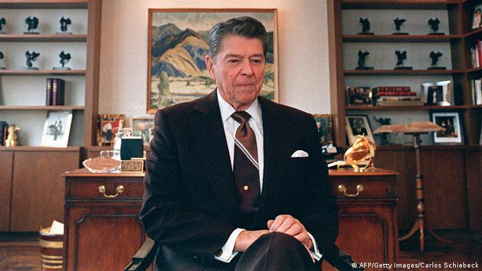 Bildergalerie amerikanische Präsidenten (AFP/Getty Images/Carlos Schiebeck)