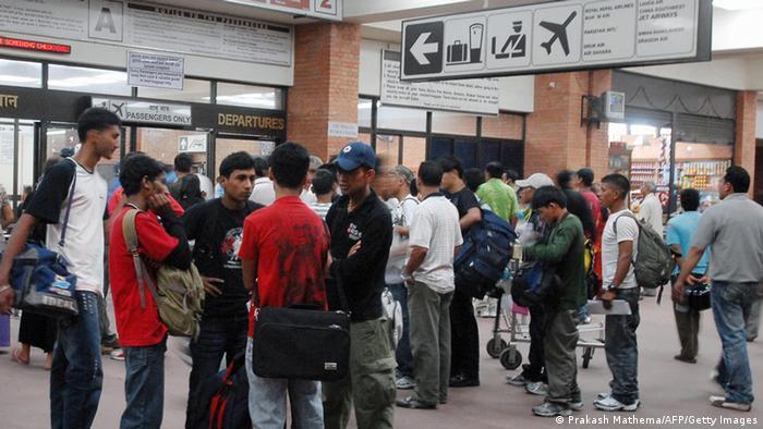 Die schlimmsten Airports der Welt (Bildergalerie) Kathmandu Tribhuvan International (Prakash Mathema/AFP/Getty Images)