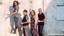 Turkiz - Band aus Israel EINSCHRÄNKUNG