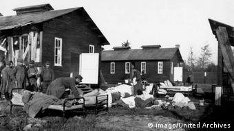 Bildergalerie Erste Flandernschlacht Oktober-November 1914 (imago/United Archives)