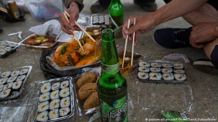 Eating In North Korea