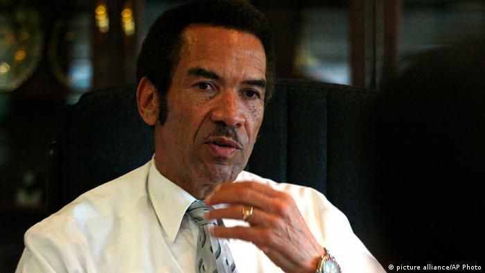 Botswana elections Ian Khama