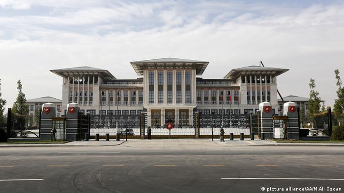 Bildergalerie Präsidentenpaläste 16.10.2014 Türkei
