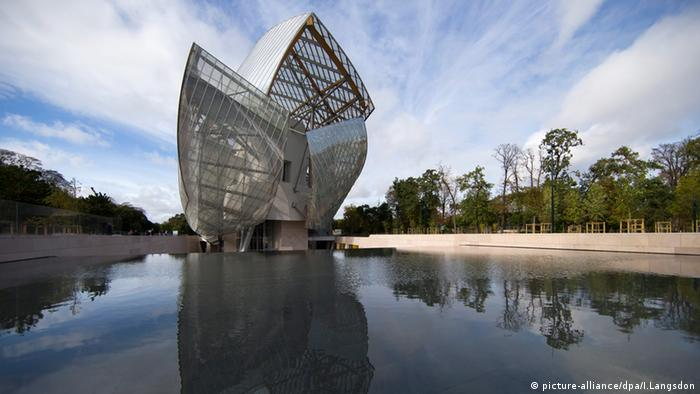 Eröffnung der Fondation Louis Vuitton (Foto. Picture-alliance/dpa/I. Langsdon)