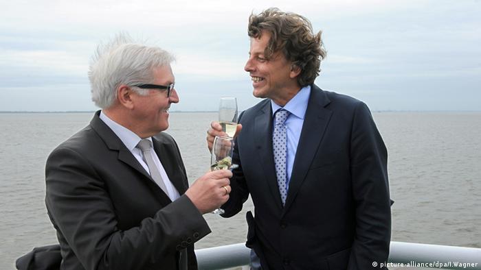 Steinmeier unterzeichnet Vertrag zum deutsch-niederländischen Grenzverlauf