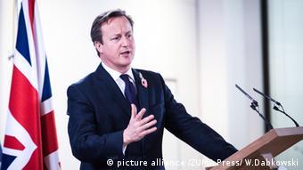 David Cameron England