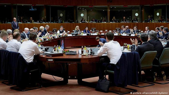 EU Gipfel in Brüssel