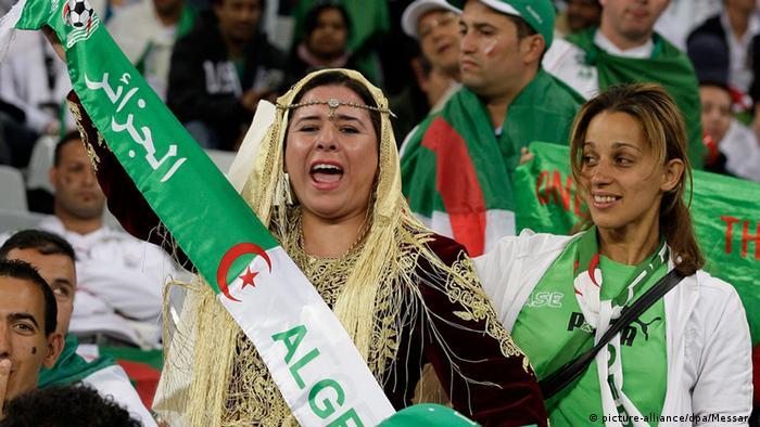 WM 2010 - England - Algerien