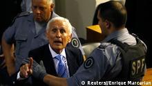 Argentinien Prozess Urteil La Cacha Miguel Etchecolatz 24.10.2014