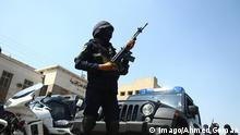 (140625) -- CAIRO, June 25, 2014 (Xinhua) -- Egyptian policemen stand guard at the site of a bomb blast outside Heliopolis Court in Heliopolis neighborhood of Cairo , Egypt, June 25, 2014. Since the ouster of Islamist president Mohamed Morsi, a wave of militant attacks and explosions targeting security personnel and public institutions have risen mainly in the restive Sinai Peninsula. But recently, the attacks have crept into the capital and Delta cities. (xinhua/Ahmed Gomaa) (djj) EGYPT-CAIRO-BOMB BLAST PUBLICATIONxNOTxINxCHN Cairo June 25 2014 XINHUA Egyptian Policemen stand Guard AT The Site of a Bomb Blast outside Heliopolis Court in Heliopolis Neighborhood of Cairo Egypt June 25 2014 Since The of Islamist President Mohamed Morsi a Wave of militant Attacks and Explosions targeting Security Personnel and Public Institutions have Risen mainly in The restive Sinai Peninsula but Recently The Attacks have crept into The Capital and Delta CITIES XINHUA Ahmed Gomaa Egypt Cairo Bomb Blast PUBLICATIONxNOTxINxCHN