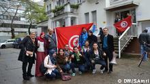 tunesische Parlamentswahlen in Deutschland