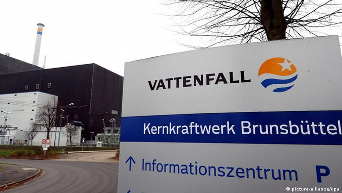 Vattenfall (Foto: dpa)