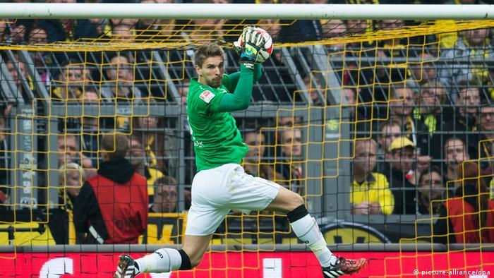 Fußball Bundesliga 9. Spieltag Borussia Dortmund vs. Hannover 96