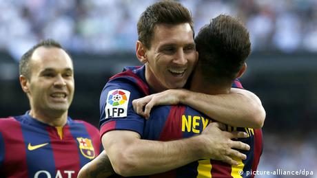 FC Barcelona vs. Real Madrid 25.10.2014