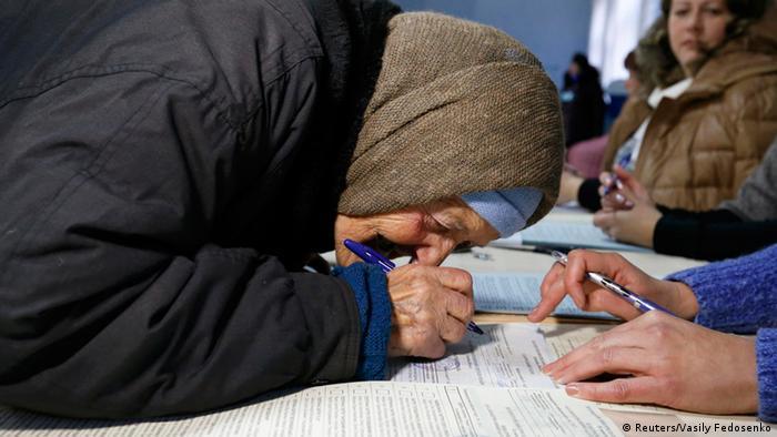Parlamentswahl in der Ukraine 26.10.2014