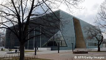 Museum der Geschichte der polnischen Juden in Warschau