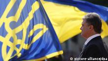 Symbolbild Ukraine Wahl Poroschenko