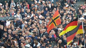 "Demonstration ""Hooligans gegen Salafisten"""