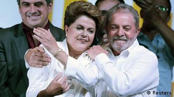 Dilma Rousseff bleibt brasilianische Präsidentin